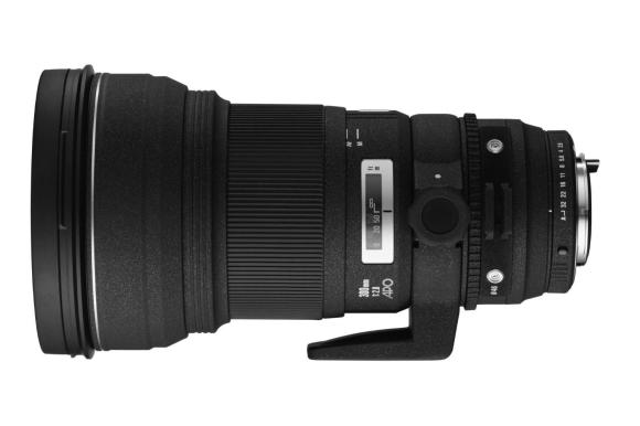 Sigma 300mm f/2.8