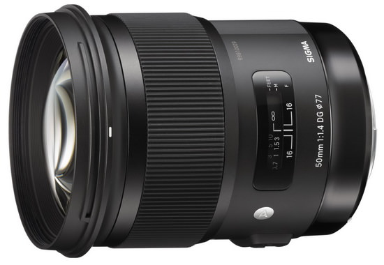 sigma-50mm-f1.4-dg-hsm-art CES 2014: Sigma 50mm f/1.4 DG HSM Art lens now official News and Reviews