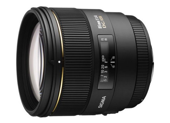 sigma-85mm-f1.4-ex-dg-hsm Sigma 85mm f/1.4 DG HSM Art lens could be in development Rumors