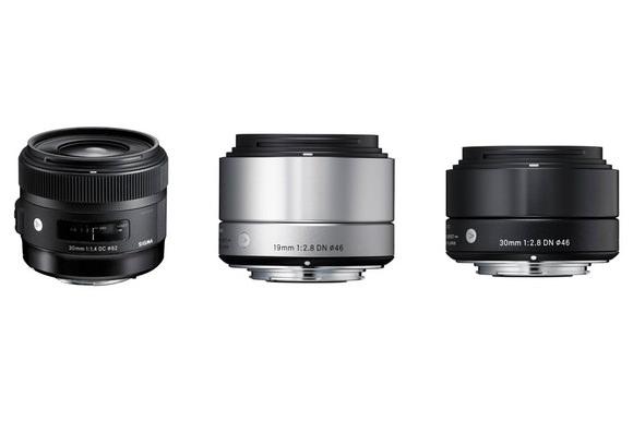 Sigma Art series lenses