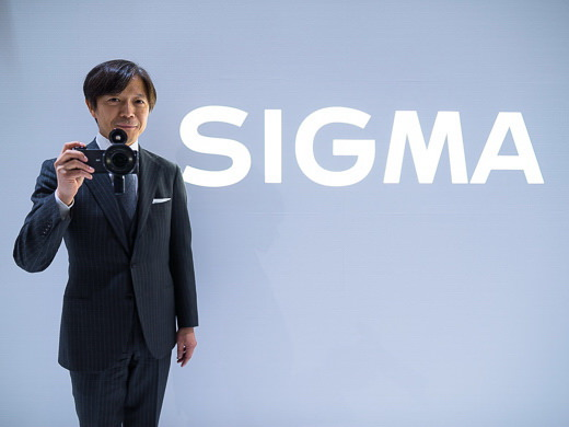sigma-ceo-kazuto-yamaki Sigma 24-70mm f/2.8 Art lens could become official soon News and Reviews