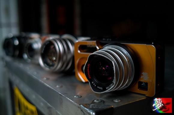 Sigma DP cameras gain M-mount lens compatibility