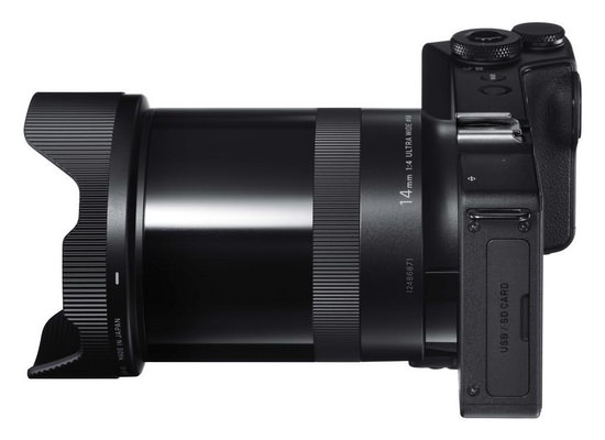 sigma-dp0-quattro Sigma 14mm f/4 lens to be unveiled soon for Micro Four Thirds Rumors