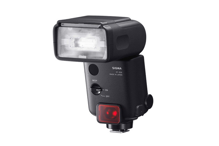 sigma-ef-630-electronic-flash Sigma MC-11 adapter, EF-630 flash, and two cameras announced News and Reviews