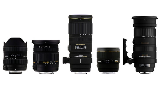 sigma-lenses Sigma lens roadmap for 2014-2015 shows up online Rumors