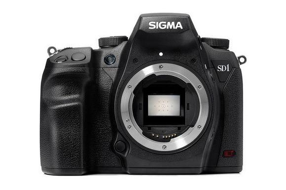 Sigma SD1 Merrill DSLR
