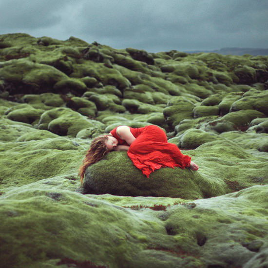 sleeping-beauty Ethereal landscape photos with people in them by Elizabeth Gadd Exposure
