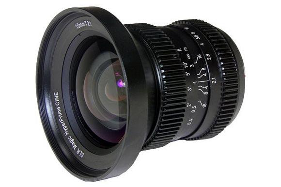 SLR Magic HyperPrime 10mm T2.1