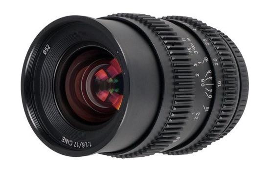 slr-magic-hyperprime-17mm-t1.6 SLR Magic HyperPrime 17mm T1.6 lens unveiled for MFT cameras News and Reviews