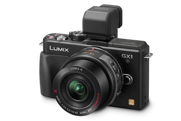 Small Panasonic GX camera rumor
