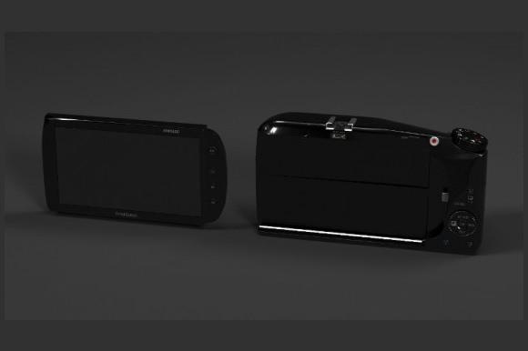 Smartphone camera concept