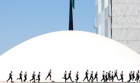 smithsonian-photo-contest-2012-policemen-brazil Smithsonian Photo Contest 2012 finalists announced News and Reviews