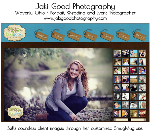 smugmug-wordpress-customization-jaki-good-photography 8 Steps to Improve Your Photography Website Business Tips Guest Bloggers Social Networking
