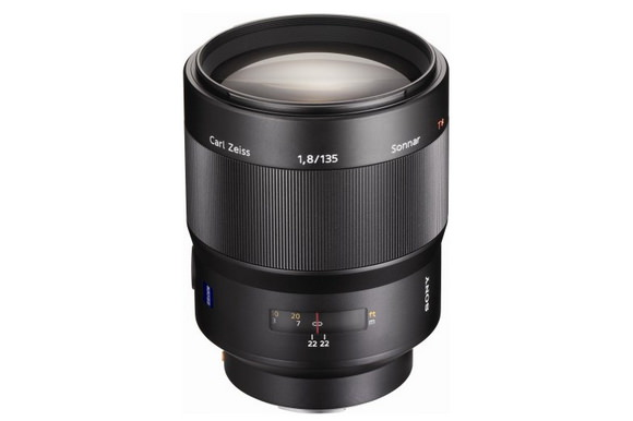 Sony 135mm f/1.8 ZA Zeiss Sonnar T*