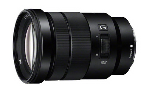 sony-18-105mm-f4-lens Sony NEX-5T photos leaked online along with three E-mount lenses Rumors