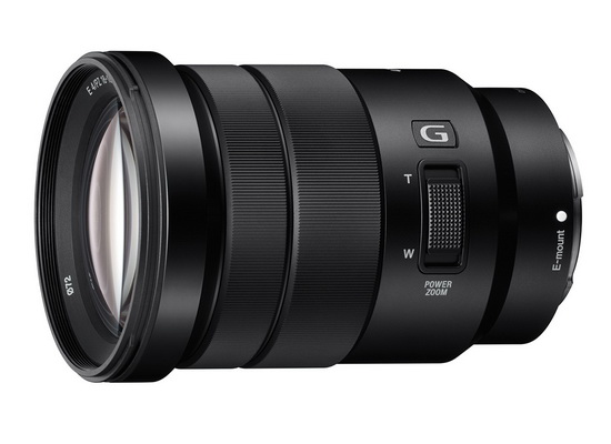 sony-18-105mm-f4-lens1 Sony announces 18-105mm f/4 and Zeiss 16-70mm f/4 lenses News and Reviews