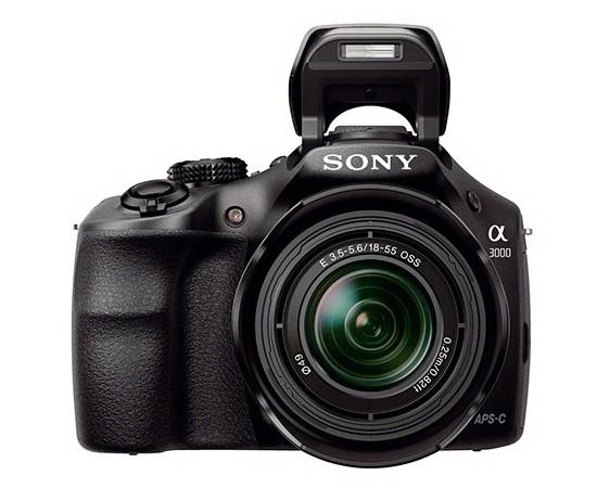 sony-a3000-rumor Leaked Sony A3000 photo shows DSLR-like NEX in its full glory Rumors