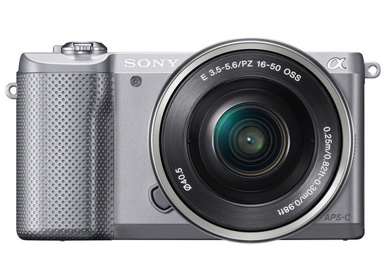 sony-a5000 CES 2014: Sony A5000 revealed along with Black 55-210mm lens News and Reviews