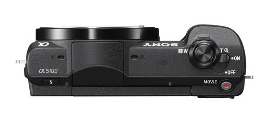 sony-a5100-top Sony A5100 revealed with A6000's sensor and AF system News and Reviews