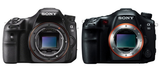 sony-a58-and-a99 Sony A88 and A99II A-mount cameras to be announced this year Rumors