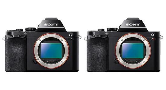 sony-a7-and-a7r Two new Sony cameras coming in early 2014 Rumors