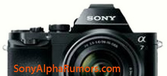sony-a7-photo First Sony A7 photo leaked, as teasers start pouring in Rumors
