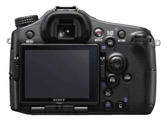 sony-a77-ii-back Sony A77 II A-mount camera unveiled with new sensor and WiFi News and Reviews