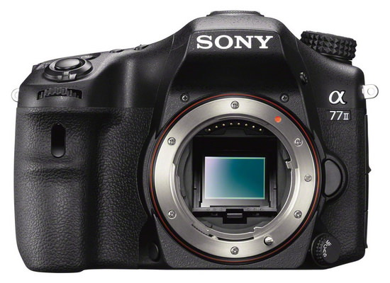 sony-a77-ii-front Sony A77 II A-mount camera unveiled with new sensor and WiFi News and Reviews