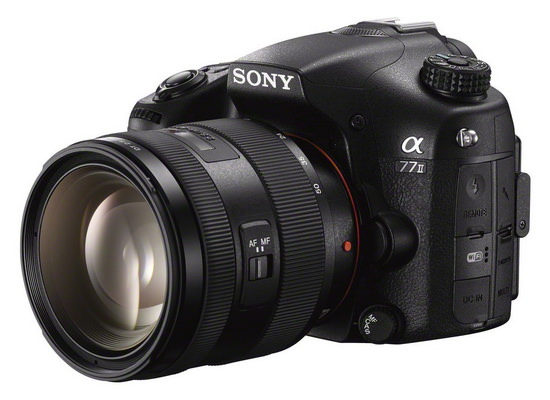 sony-a77-ii-lens-kit Sony A77 II A-mount camera unveiled with new sensor and WiFi News and Reviews