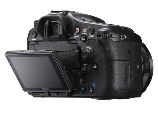 sony-a77-ii-tilting-screen Sony A77 II A-mount camera unveiled with new sensor and WiFi News and Reviews