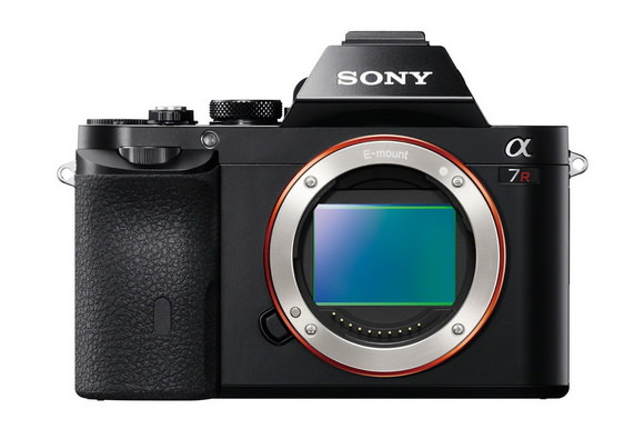 Sony A7R FE-mount