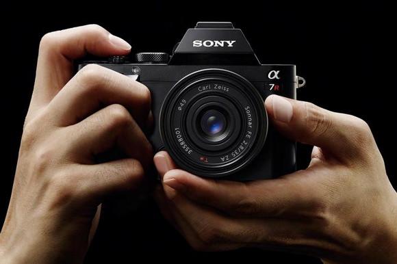 Sony A7RII details