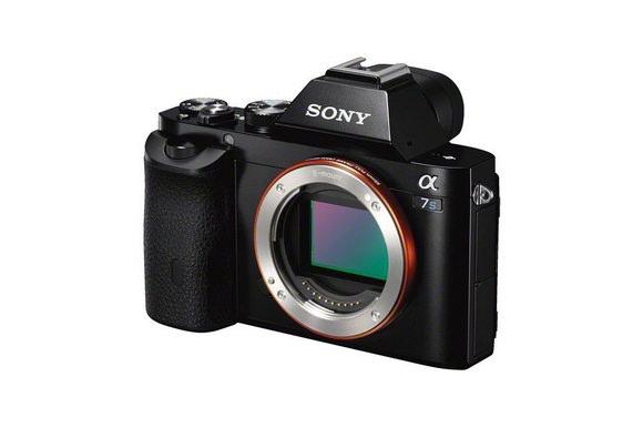 Sony A7S FE-mount