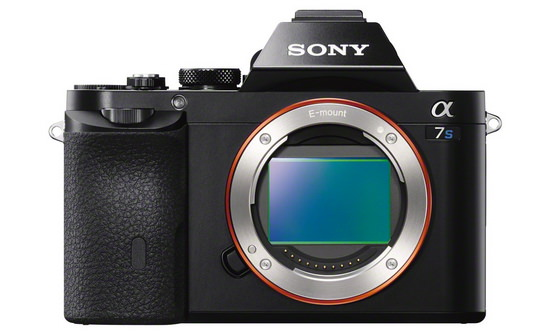 sony-a7s-front Sony A7S mirrorless camera announced with 4K video recording News and Reviews