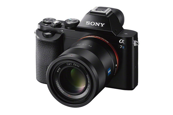 sony-a7s Sony 8K camera could be announced in early 2016 Rumors