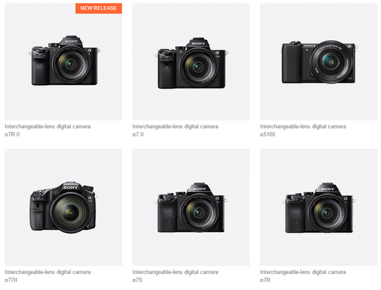sony-a99-discontinued Sony A99II coming soon as the A99 has been discontinued Rumors