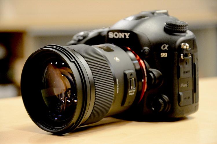 sony a99 mark ii camera rumors