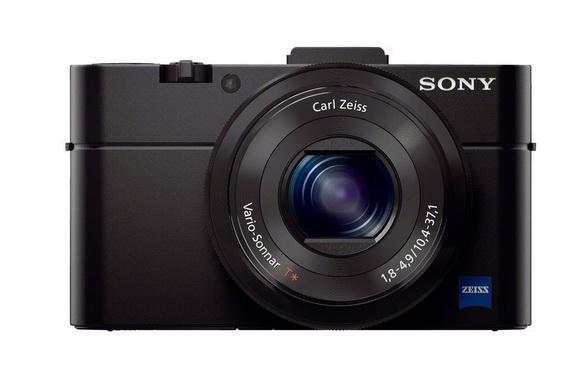 Sony camera-lens