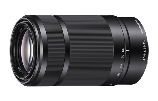 sony-e-mount-55-210mm-lens Sony A3000 price reduced and special deal available at Amazon News and Reviews