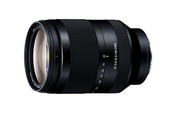 Sony FE 24-240mm f/3.5-6.3 OSS image leaked