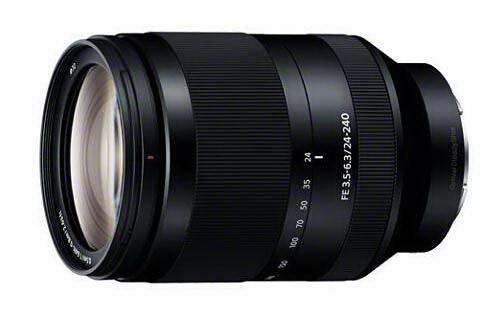sony-fe-24-240mm-f3.5-6.3-oss-leaked Sony FE 24-240mm f/3.5-6.3 OSS lens photo leaked ahead of launch Rumors