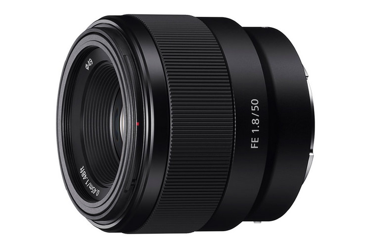 sony-fe-50mm-f1.8-lens Affordable Sony FE 50mm f/1.8 lens announced News and Reviews