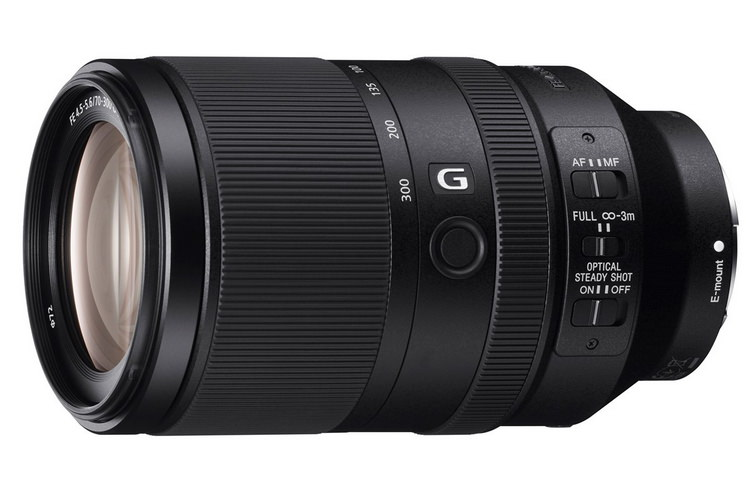 sony-fe-70-300mm-f4.5-5.6-g-oss-lens Sony FE 70-300mm f/4.5-5.6 G OSS lens launched News and Reviews