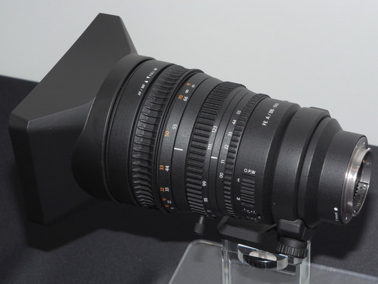 sony-fe-pz-28-135mm-f4-g-oss Sony FE PZ 28-135mm f/4 G OSS lens for FE-mount cameras News and Reviews