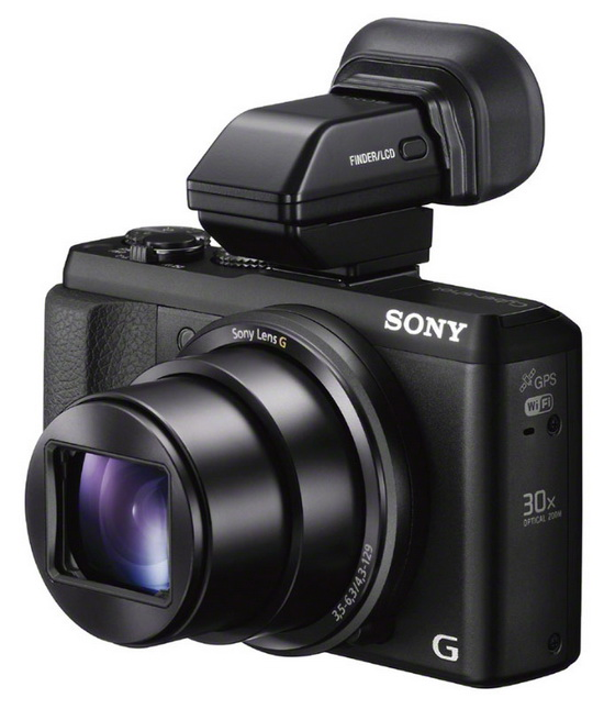 sony-hx50v-gps-wifi Sony HX50V release date and price are May 2013 for $450 News and Reviews