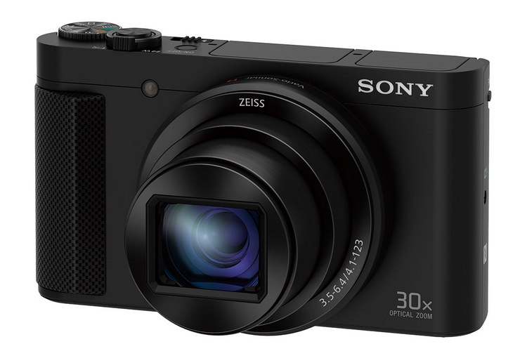 sony hx80 compact camera front
