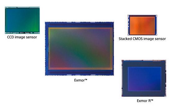 sony-image-sensors Future Canon DSLR rumored to employ Sony multi-layer sensor Rumors
