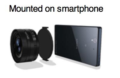 sony-lens-camera Innovative Sony lens-camera rumored to be announced soon Rumors