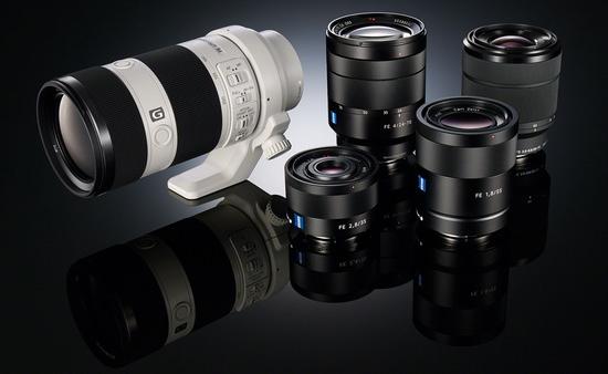 sony-lenses New Sony FE-mount lenses poised for Photokina 2014 launch Rumors