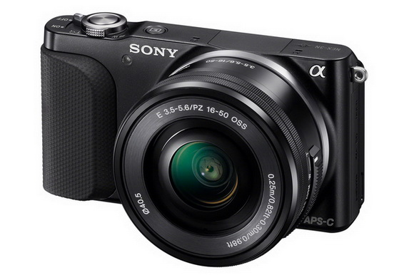 Sony NEX-3N has been officially announced